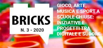 E' on-line il numero 3 - 2020 di Bricks